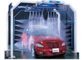 日森无接触洗车设备——全自动电脑洗车机带动产业转型,效率品质一个也不能少